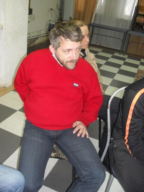 Алексей Бобров, г. Новосибирск - участник чемпионата СФО и ДВФО 2011 г.