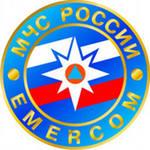 Эмблема МЧС Российской Федерации