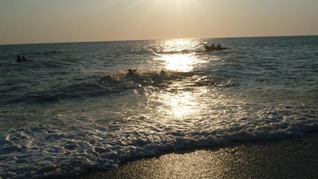 ПСР-2011 на Чёрном море